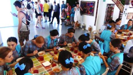 ristorante kazakhstan expo 3