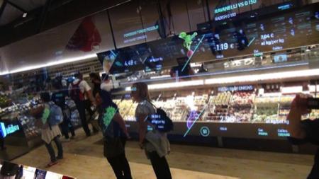 robot e tecnologia alla Coop 4