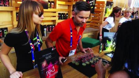 trenino di cioccolato a Expo Polonia 4