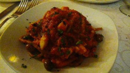 Calabria ristorante A Piazzetta a Mammola 4
