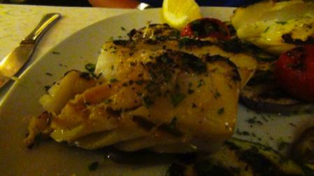 Calabria ristorante A Piazzetta a Mammola 6