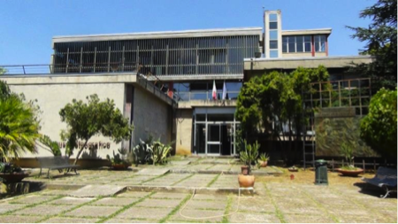 Casa della Cultura Palmi Calabria 2