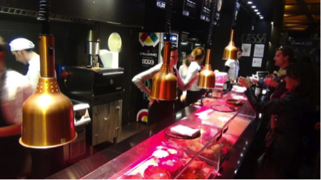 Expo cucina Cile 1