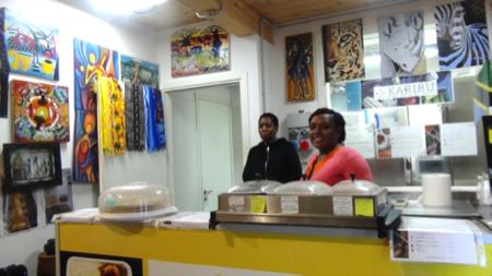 Expo street-food Tanzania 1
