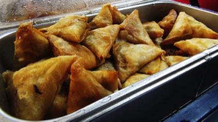 Expo street-food Tanzania 4