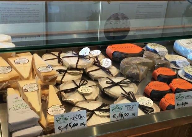 Fattorie Fiandino formaggi 7