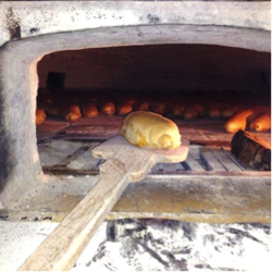 pane di grano di pellegrina Calabria 1