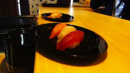 sushi tram 7