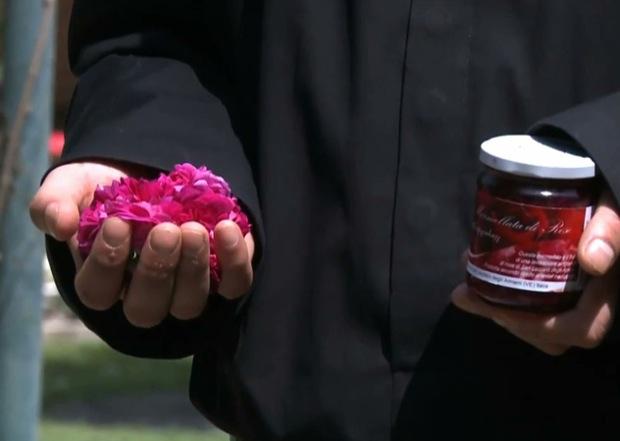 marmellata petali di rose monastero san lazzaro 13