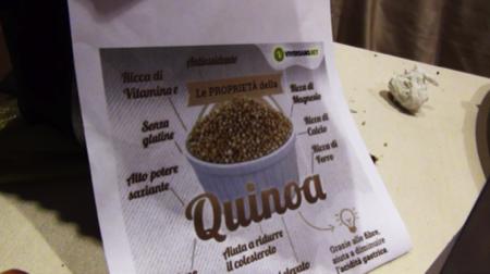 panettone alla quinoa del Pasticcione 2