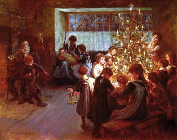 1 cappone natalizio