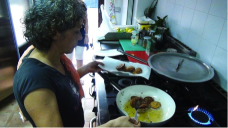 cucina tipica gangi agriturismo san pietro 1