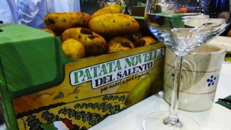 insalata di patate e pomodori secchi 4