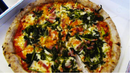 migliore pizza da asporto italia 1