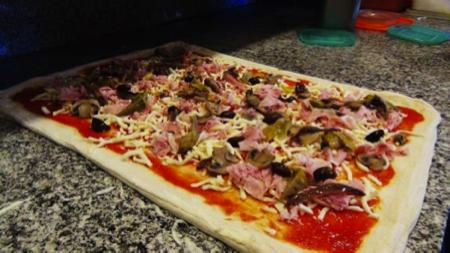 migliore pizza da asporto italia 14