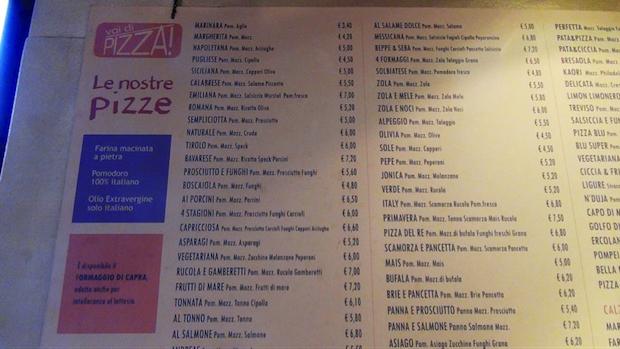 migliore pizza da asporto italia 6