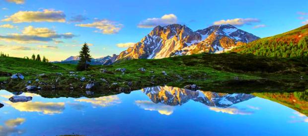 mare e monti Friuli Venezia Giulia 1