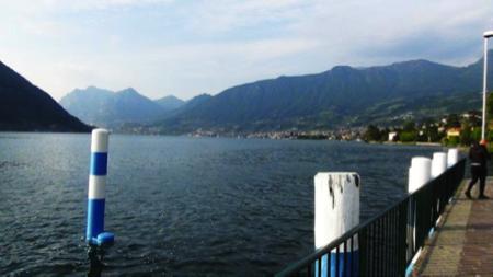 Christo Floating Piers on Lake Iseo 8
