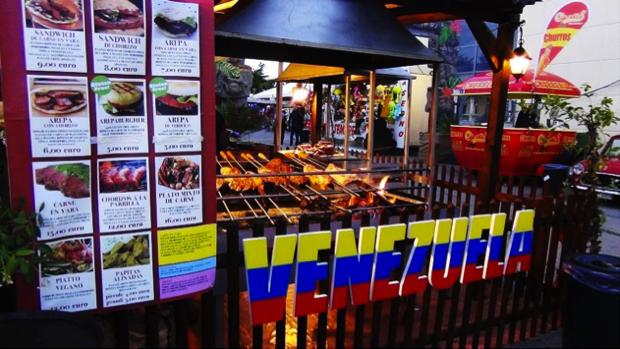 Latinfiexpo a malpensa fiere cucina sudamericana 3
