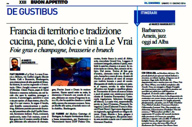 francia cucina e vini da Le Vrai a Milano 8