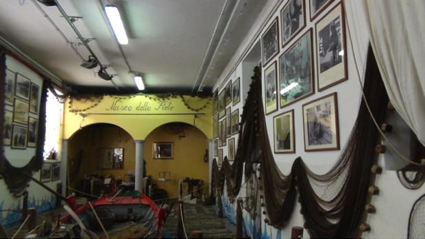 museo della rete a monte isola lago iseo 1