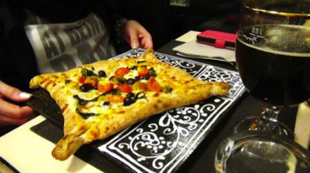 pizza diversa Tredici8 a Varese 1