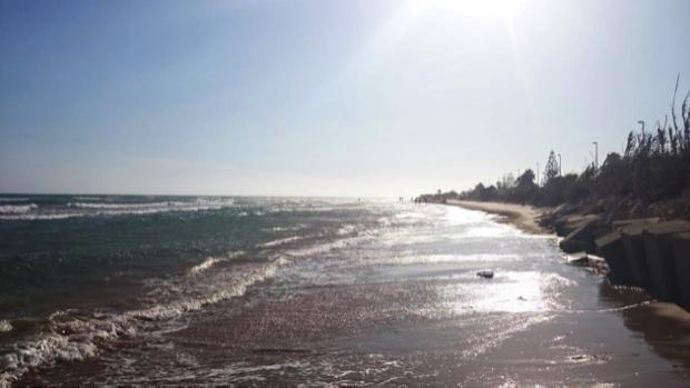 spiaggia di santa maria del focallo sicilia 1