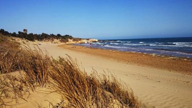 spiaggia di santa maria del focallo sicilia cop