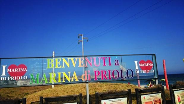 spiaggia marina di priolo sicilia 1