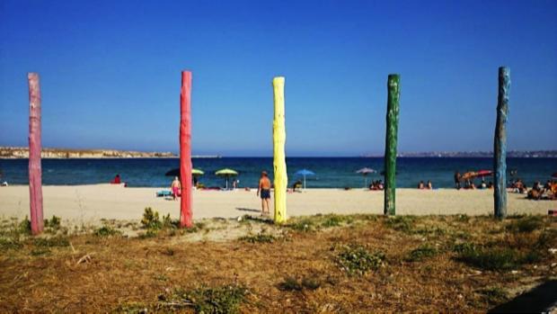 spiaggia marina di priolo sicilia 2