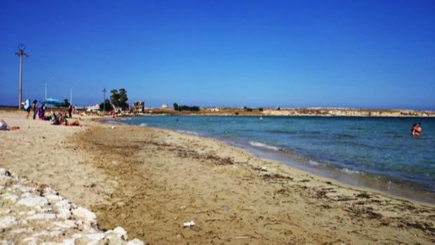 spiaggia marina di priolo sicilia 3
