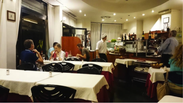 Ristorante li a milano angolo di vera cucina napoletana antica - Ristorante cucina milanese ...