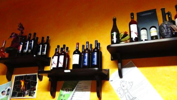 vino di bova RC degusteria I Platia 2