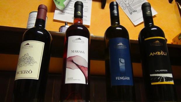vino di bova RC degusteria I Platia cop