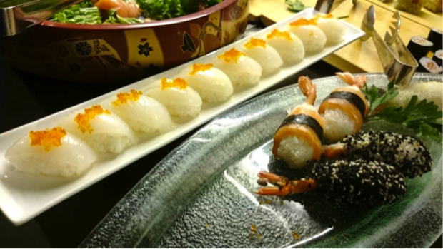 atsuki grill miglior all you can eat sushi milano 5