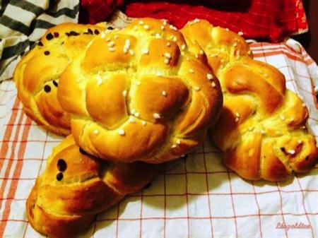 ricetta challah pan brioche feste ebraiche 1