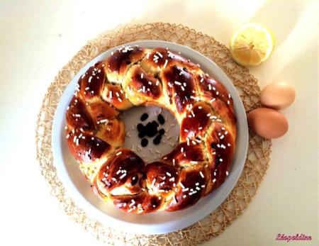 ricetta challah pan brioche feste ebraiche 11