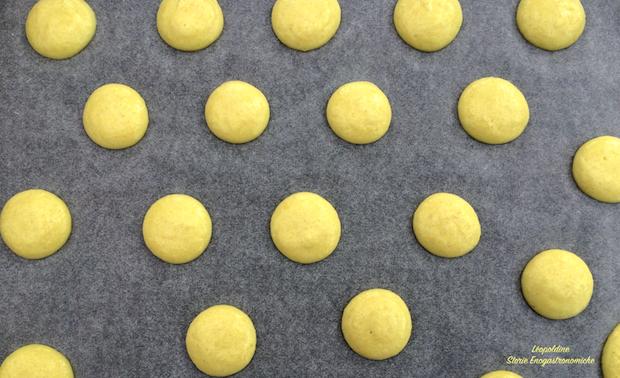 ricetta macarons au citron 3b
