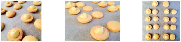 ricetta macarons au citron 6