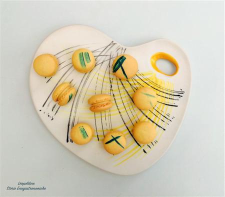 ricetta macarons au citron 7b