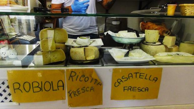 salumi formaggi marchigiani Sapori di casa Fano 1