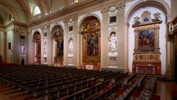 bologna chiesa santa cristina