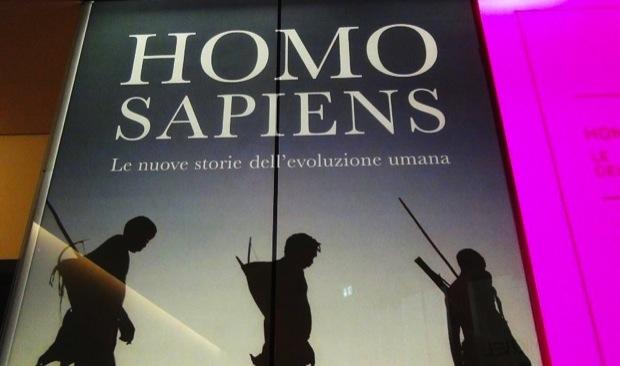 homo sapiens evoluzione al MUDEC milano 001