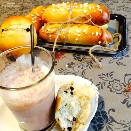 ricetta panini al latte boulangerie francese 009