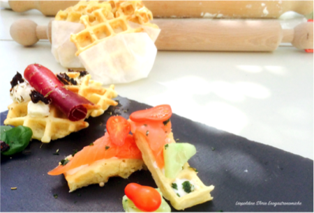 ricetta waffle 1