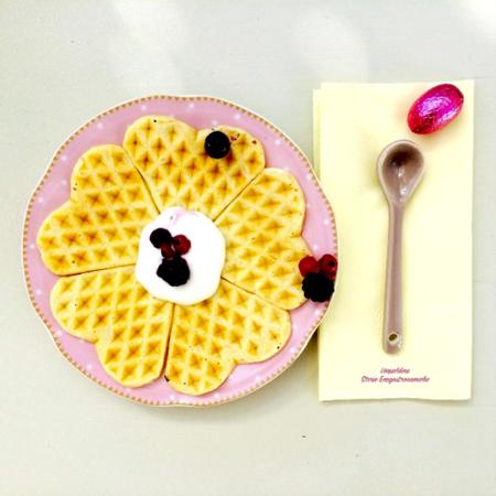 ricetta waffle 2