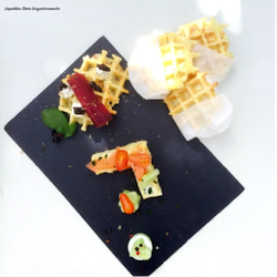 ricetta waffle 4
