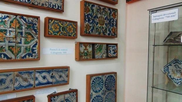 Museo della ceramica di caltagirone mostra del genio creativo