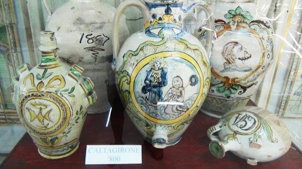 Storia della ceramica di caltagirone