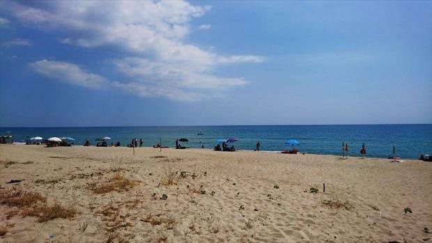 Cartina Calabria Sellia Marina.La Spiaggia Di Sellia Marina Liberta Selvaggia In Provincia